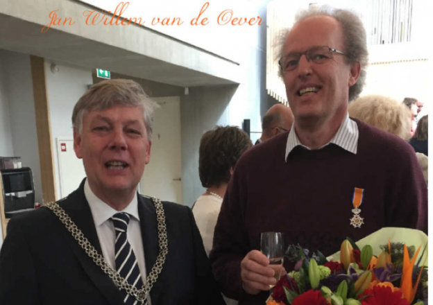 Feliciteer Jan Willem